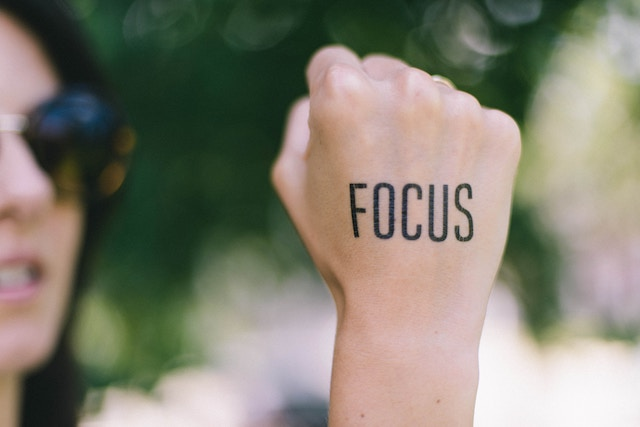 5 Tips to Increase Your Focus