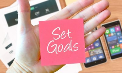 5 Reasons to Set Goals If You Want to Succeed